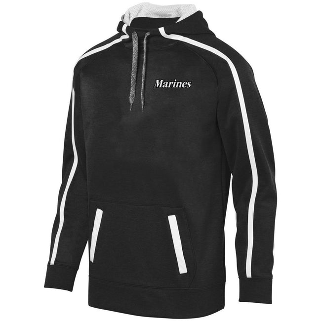 Limited Edition Marines Heather Dri-Fit Hoodie