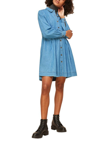 Denim dresses from Whistles at Rue Madame