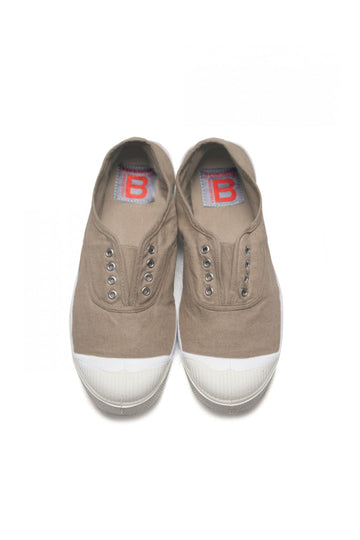 Elly Tennis Shoes Eggshell