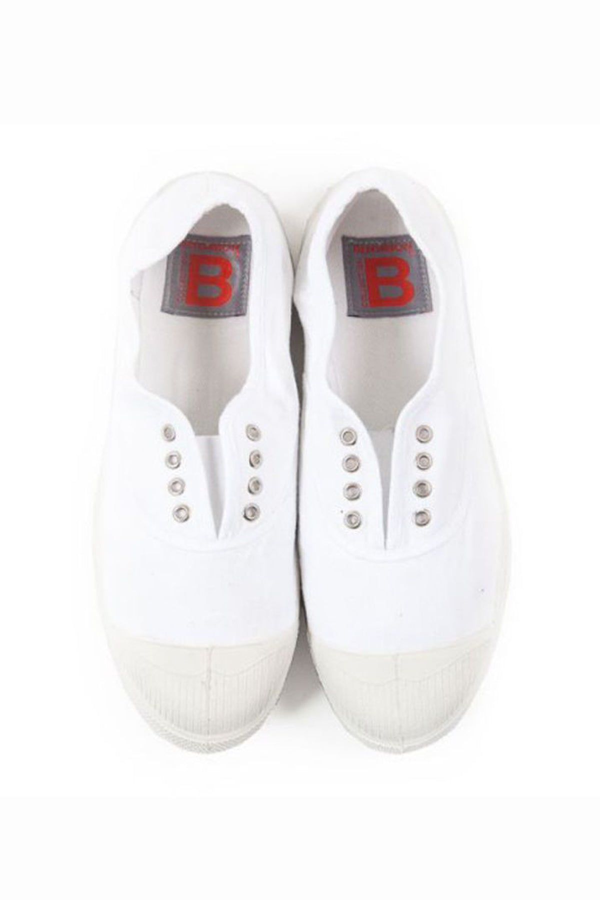 Elly Tennis Shoes White