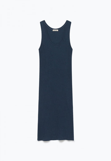 Massachusetts' Supima Cotton Midi Bodycon Dress
