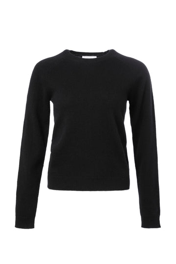 Raglan Sleeved Cashmere Sweater