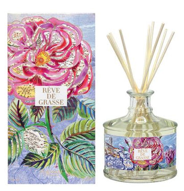 Room Diffuser & 10 Sticks Reve-De-Grasse