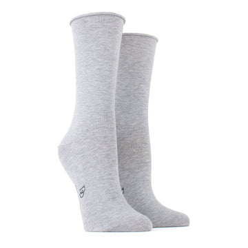 Roll-top Egyptian Cotton Socks 326-Rocheux