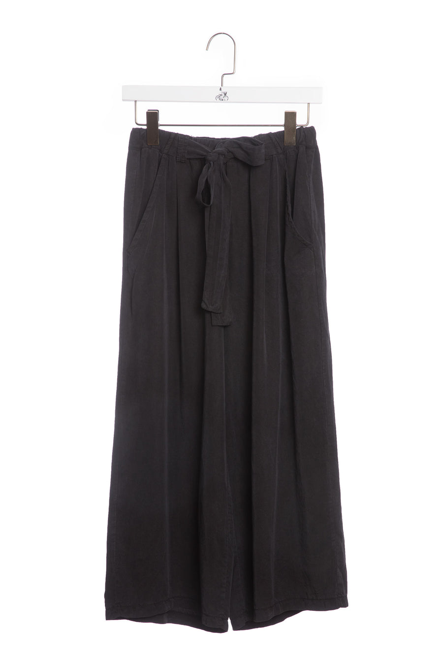 High-rise Paper Bag Culottes