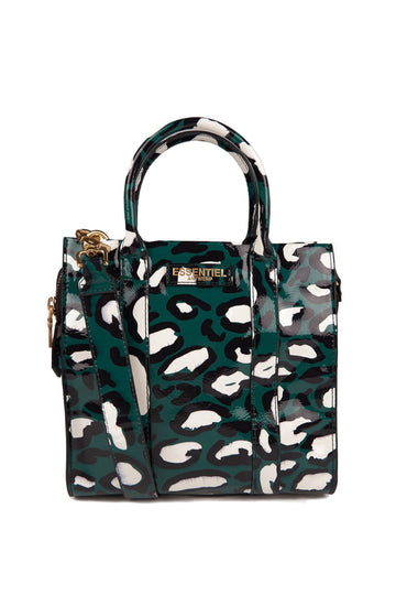 Leopard Print Multi-way Bag