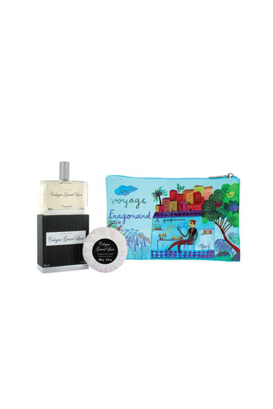 Cologne Grand Luxe Set
