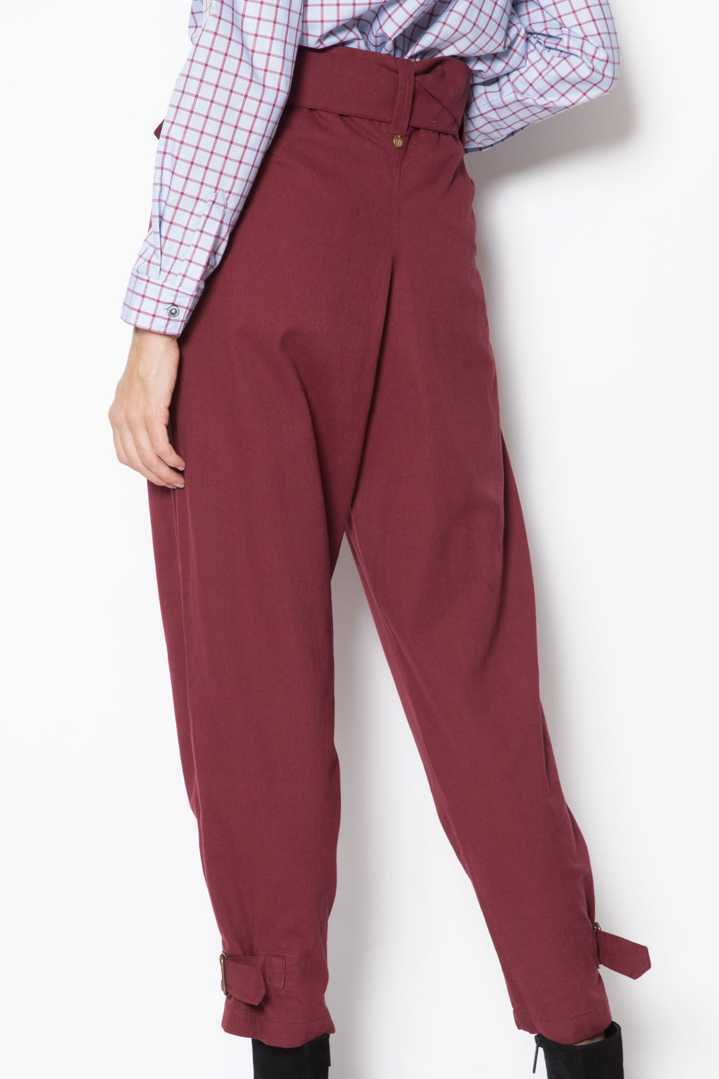 High Rise Culottes