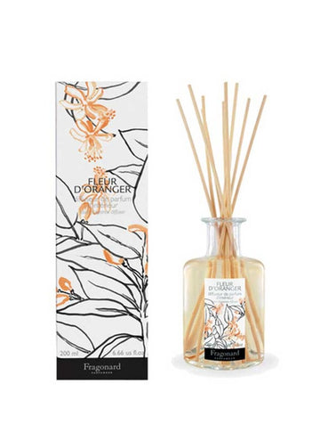 Orange Blossom Room Diffuser