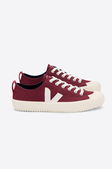 Amarante Nova Organic Cotton Sneakers