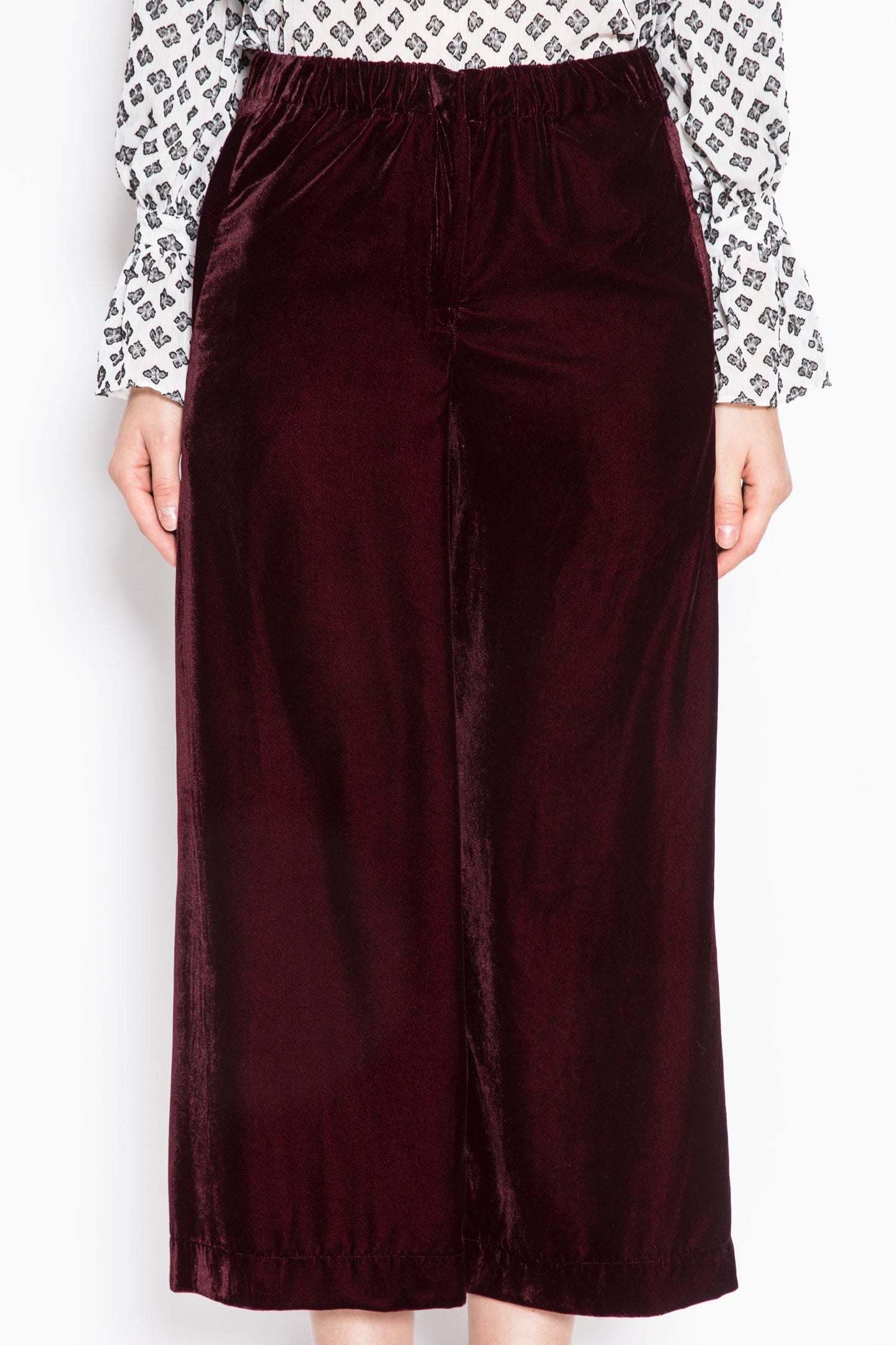 Wide Legged Culottes
