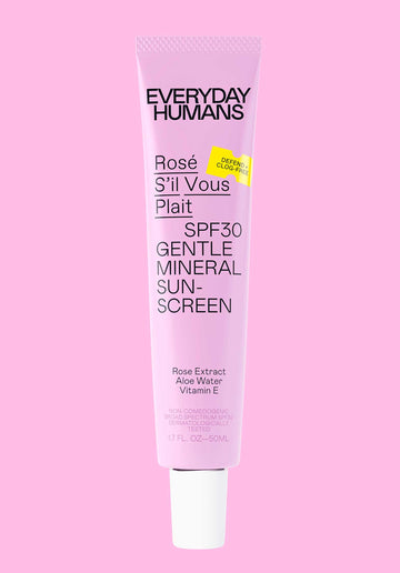 Gentle Mineral Sunscreen Spf30
