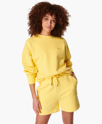 Essentials Sweatshirt Riviera-Yellow