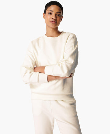 Essentials Sweatshirt Lily-White