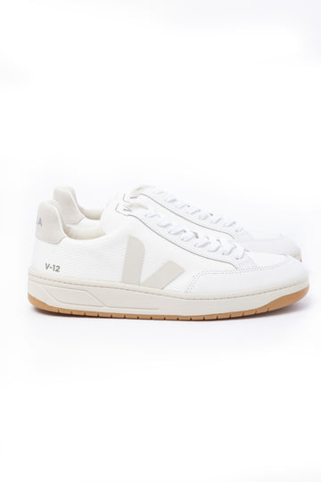 White Natural V12 B-Mesh Sneaker