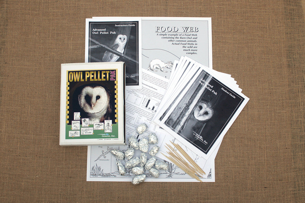 AOP - Advanced Owl Pellet Pak