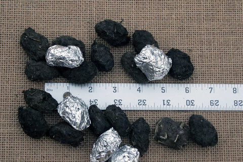 "SOP - Small Owl Pellets (1.25"" to just under 1.5"")"
