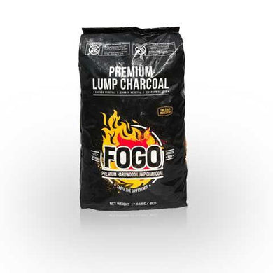 FOGO Premium Lump Charcoal for Grilling and Searing