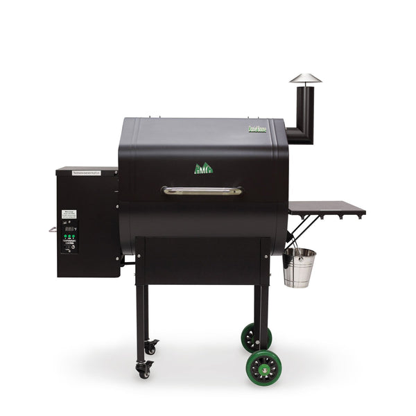 Green Mountain Grills Daniel Boone CHOICE – BLACK - Bourlier's Barbecue and Fireplace