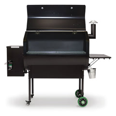 Green Mountain Grills Jim Bowie Choice Model Black - Bourlier's Barbecue and Fireplace