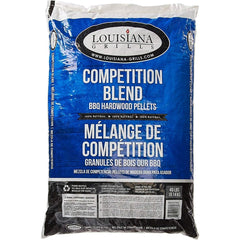 Louisiana Grills 55405 Competition Blend Pellets, 40 lbs (Maple, Hickory and Cherry Flavors) - Bourlier's Barbecue and Fireplace