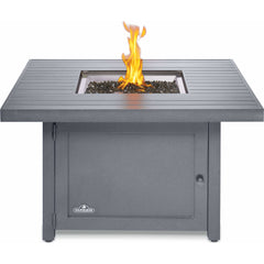 Napoleon Grills HAMP2-GY Hampton Square Patioflame Table - Bourlier's Barbecue and Fireplace