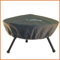 "The California Fire Pit 24"" Cover for The Monterey - Bourlier's Barbecue and Fireplace"