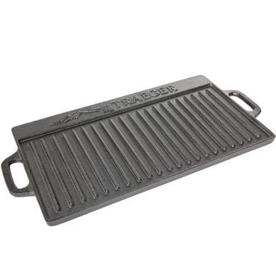 Traeger Grills BAC382 Cast Iron Reversible Griddle - Bourlier's Barbecue and Fireplace