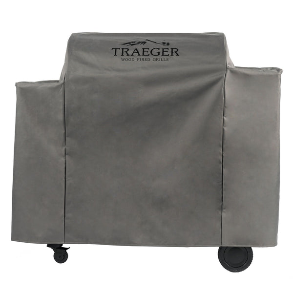 Traeger Grills Full Length Grill Cover - Ironwood 885 - BAC513 - Bourlier's Barbecue and Fireplace