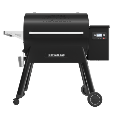 Traeger Grills Ironwood 885 - Bourlier's Barbecue and Fireplace