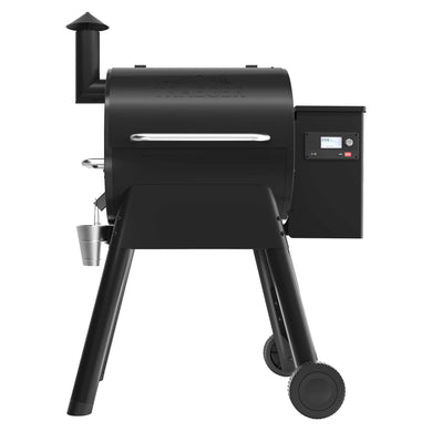 Traeger Grills PRO 575 - Black - Bourlier's Barbecue and Fireplace