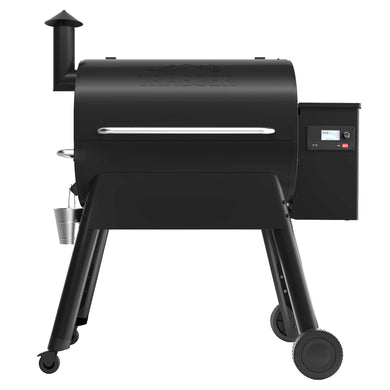 Traeger Grills PRO 780 - Black - Bourlier's Barbecue and Fireplace