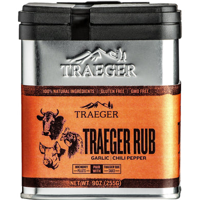 Traeger Grills SPC174 Traeger Rub - Bourlier's Barbecue and Fireplace