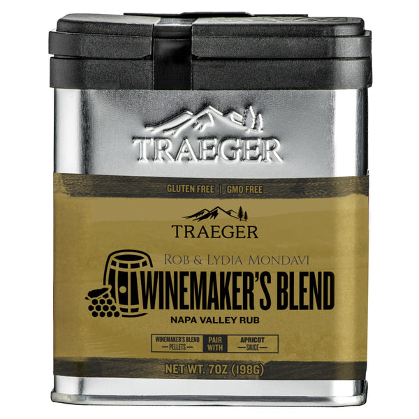 Traeger Grills SPC192 Winemakers Blend Rub