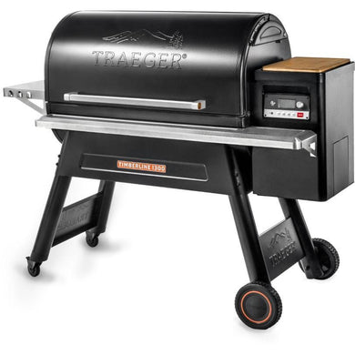 Traeger Timberline 1300 - Bourlier's Barbecue and Fireplace