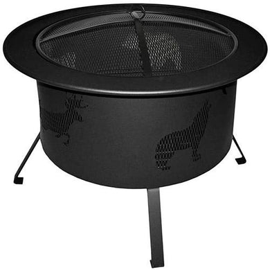 Buck Stove Wood Burning Fire Pit 30