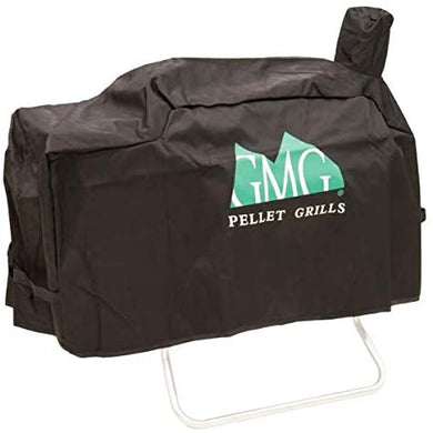 Davy Crockett Pellet Grill Cover - GMG 4012 - Bourlier's Barbecue and Fireplace