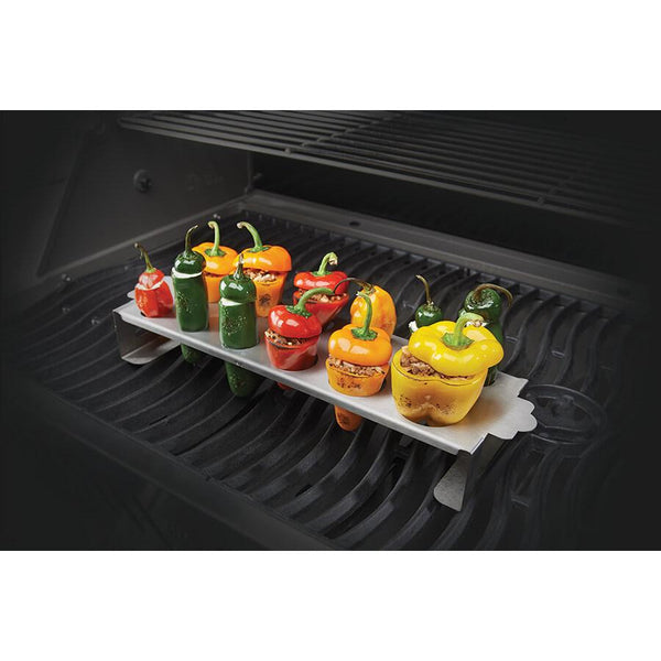 Napoleon Grills 56028 Jalapeno and Peppers Roast Rack