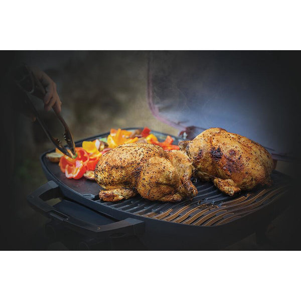 Napoleon Grills 56080 Cast Iron Reversible Griddle (for all TravelQ™ 285 Series Grills) - Bourlier's Barbecue and Fireplace