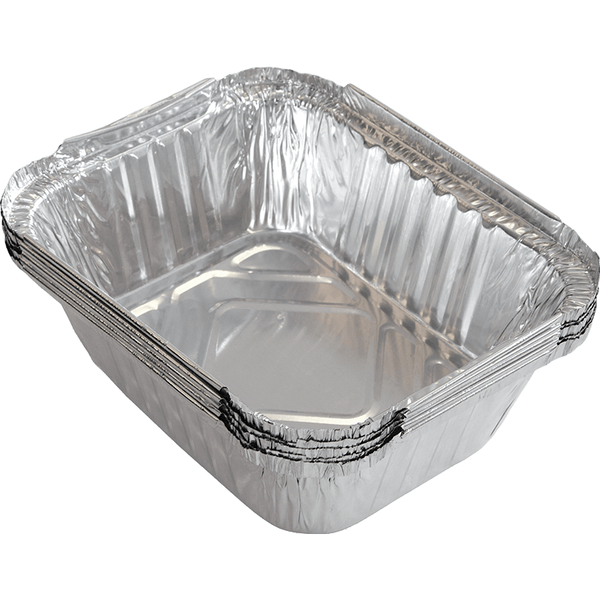 "Napoleon 62007 Grease Drip Trays (6"" x 5"", Pack of 5) - Bourlier's Barbecue and Fireplace"