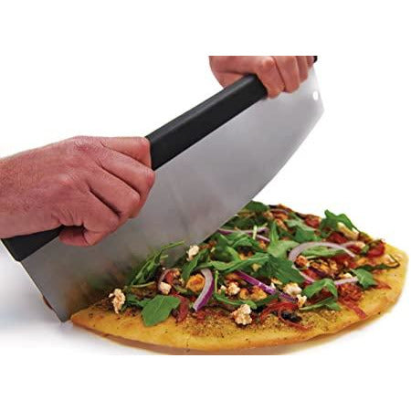 Broil King 69805 Mezzaluna Pizza Cutter