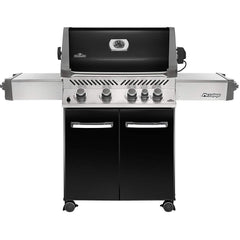 Napoleon Grills P500RBPK-2 Prestige 500 with Infrared Rear Burner Midnight Black Propane Gas (Limited Stock)