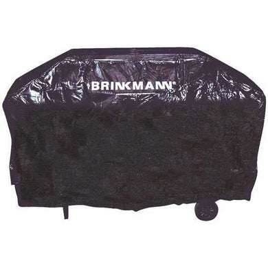 Brinkmann Grill King Deluxe Cover for Model 812-3200-0 Waterproof Vinyl BBQ Smoker - Bourlier's Barbecue and Fireplace