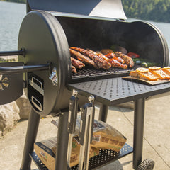 Broil King 958050 Smoke Offset XL - Bourlier's Barbecue and Fireplace