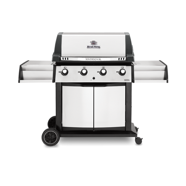 Broil King 988814 SOVEREIGN XLS 20 Liquid Propane Gas Grill - Bourlier's Barbecue and Fireplace