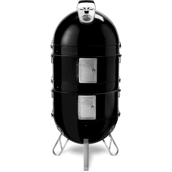 Napoleon Grills AS200K-2 Apollo 200 Charcoal Grill 3 in 1 Smoker and Grill