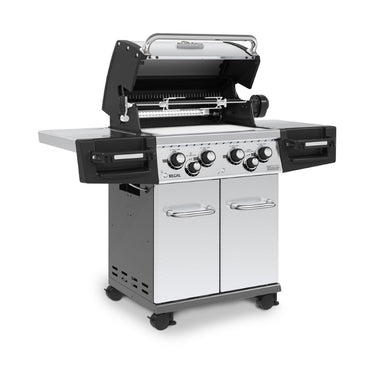 Broil King 956344 Regal S490 PRO Propane Gas Grill - Bourlier's Barbecue and Fireplace