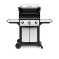 Broil King 946854 Signet 320 Propane Gas- Cast Iron Grates