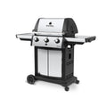 Broil King 946854 Signet 320 Propane Gas- Cast Iron Grates - Bourlier's Barbecue and Fireplace