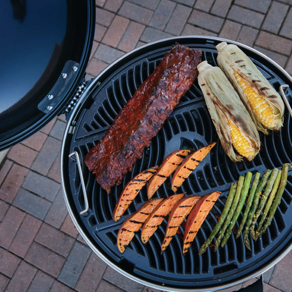 Napoleon Grills Pro Charcoal Kettle Grill 22.5 Inch PRO22K-LEG-2 - Bourlier's Barbecue and Fireplace